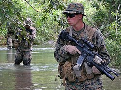 Marines in Guatemala