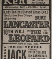 Old newspaper ad for teh Ken.