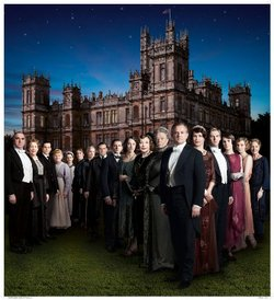 The Great War is over and a long-awaited engagement is on, but all is not tranquil at Downton Abbey as wrenching social changes, romantic intrigues, and personal crises grip the majestic English country estate. Masterpiece Downton Abbey Season 3 on PBS.