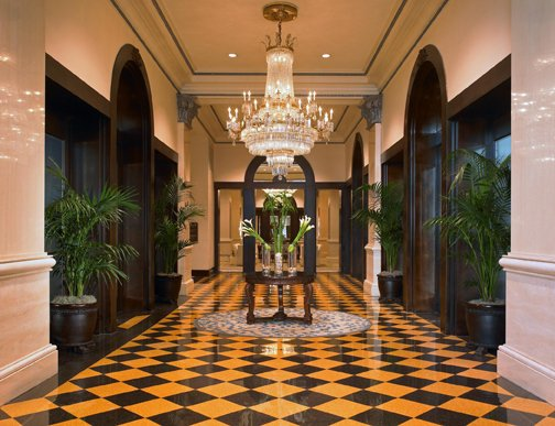 THE US GRANT, a Luxury Collection Hotel, Historic 4th Avenue Foyer
