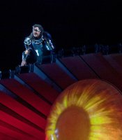 Bryn Terfel as Wotan in Wagners Die Walkre.