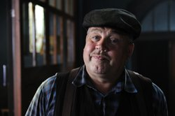 Cliff Parisi as Fred in CALL THE MIDWIFE.