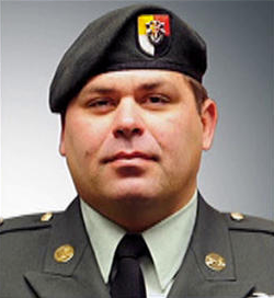Sgt. 1st Class Riley G. Stephens