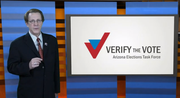 Brad Zinn in the Verify the Vote video.
