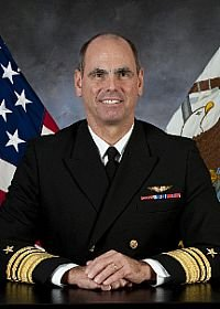 Vice Adm. David Buss