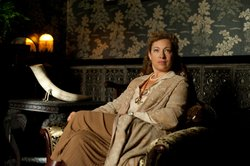 Alex Kingston as Blanche Mottershead.