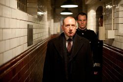 Adrian Scarborough as Mr. Pritchard.