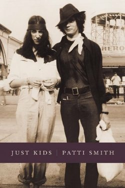 "The cover of Patti Smith's 2010 memoir ""Just Kids,"" which received the National Book Award."