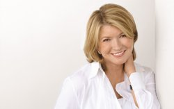 Martha Stewart, Emmy Award-winning TV host, author and founder of Martha Stewart Living Omnimedia.