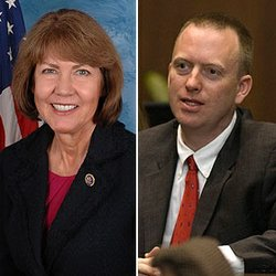 Ann Kirkpatrick and Jonathan Paton have campaigned in Indian Country which makes up much of Arizona's 1st Congressional District.