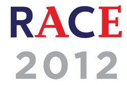 """Race 2012"" program logo"