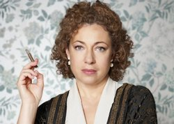 Alex Kingston as Dr. Blanche Mottershead.