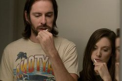 Martin Starr and Alison Brie star as a soon to be married couple in 'Save the Date.'