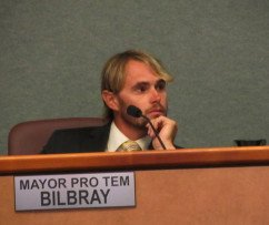 Brian Pat Bilbray, an Imperial Beach City Councilman.