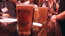 Mission Brewery in San Diego.