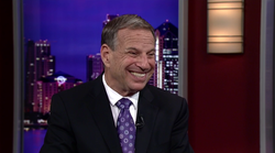 Mayor Bob Filner the day after the November 2012 election.