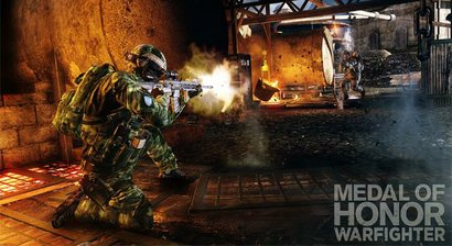 """Medal of Honor: Warfighter"" screen shot"