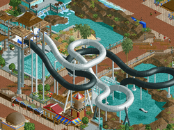 A rendering of Aquatica San Diego.