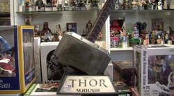 Thor&#39;s Hammer is on sale for the 4 Color Sale at Comickaze.
