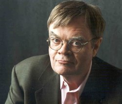 "America's foremost humorist and social pundit, Garrison Keillor (pictured), takes his skits and monologues across the country in his popular radio show ""A Prairie Home Companion."" In this program, AMERICAN MASTERS trails this yarn-smith and his motley crew of actors and musicians as they spin stories and song into American gold."