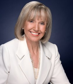 Arizona Governor Jan Brewer.
