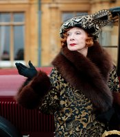 Shirley MacLaine as Martha Levinson in MASTERPIECE CLASSIC &quot;Downton Abbey&quot; Season 3.