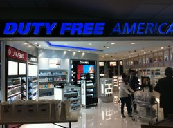 San Diego Airport&#39;s New Duty Free Shop