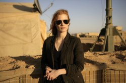 Jessica Chastain as the agent at the center of the hunt for Osama Bin Laden in &quot;Zero Dark Thirty.&quot;