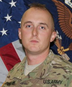 Staff Sgt. Wesley R. Williams
