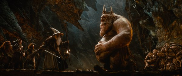 Ian McKellan returns as Gandalf in &quot;The Hobbit: The Unexpected Journey.&quot;
