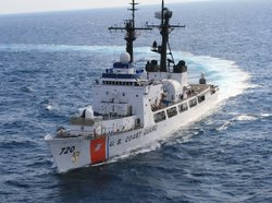 U.S. Coast Guard cutter Sherman
