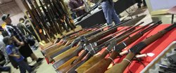Crossroads of the West gunshow is scheduled to visit the Del Mar Fairgrounds in March 2013.