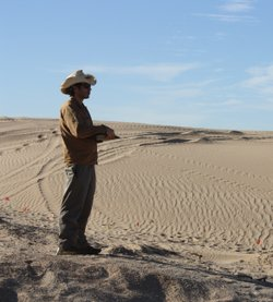 SDSU professor Seth Mallios has been on a mission to find all the hidden, undiscovered murals on the university&#39;s campus. 