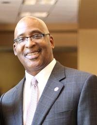 Ray King, President &amp; CEO of the Urban League of San Diego County.