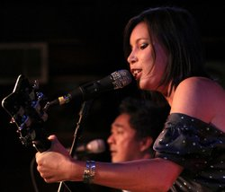 Brawley performs live at the Belly Up on November 14, 2012. Courtesy of Dennis Andersen Photography
