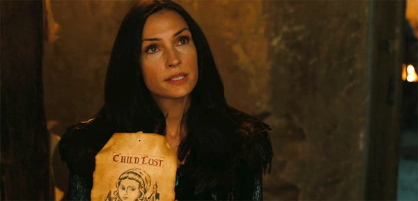 Famke Janssen as a Great Witch in &quot;Hansel &amp; Gretel: Witch Hunters&quot;