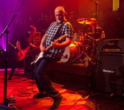 "Punk veteran Bob Mould showcases cuts from his acclaimed record ""Silver Age."""