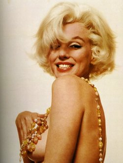 "Marilyn Monroe in one of Bert Stern's famous photos of the actress. The photographer is the focus of the documentary ""Bert Stern: Original Madman."""