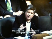 Homeland Security Secretary Janet Napolitano answers questions Wednesday on Capitol Hill.