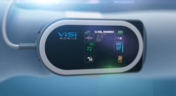 The ViSi Mobile monitoring system.
