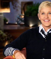 Ellen DeGeneres, first comedian to come out of the closet and represent homosexual relationships for mainstream television audiences, now daytime TV juggernaut.