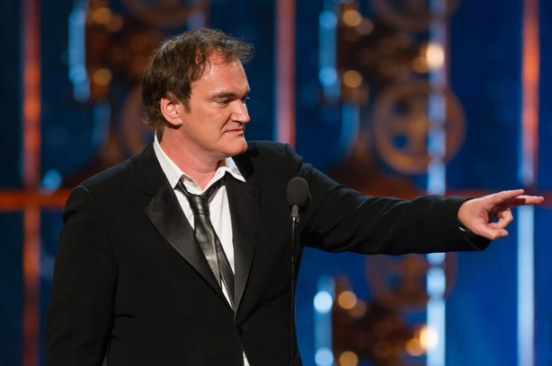Peace out. Quentin Tarantino wins for best original screenplay.