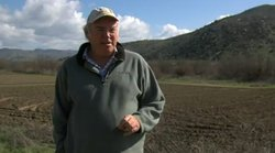 Bill Brammer, owner of BeWise Ranch in Escondido, has been a farmer for 33 years.