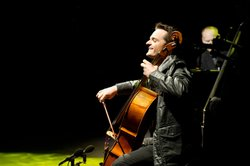 YouTube sensation ThePianoGuys features Steven Sharp Nelson on cello.
