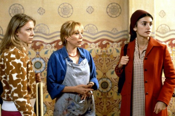 "Pedro Almodovar's ""All About My Mother."""