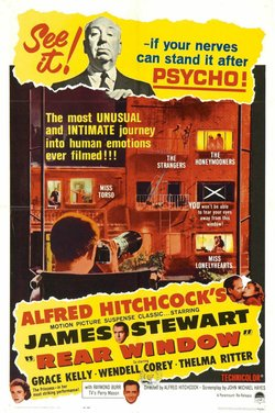 Hitchcock Movie Posters