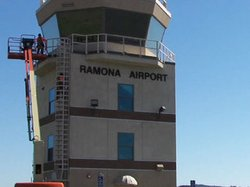 Ramona Airport Control Tower