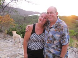 """Fran and Andy Browne retired to Costa Rica in 2009. Now they give """"due-diligence tours"""" to hopeful expats who are considering following in their footsteps."""