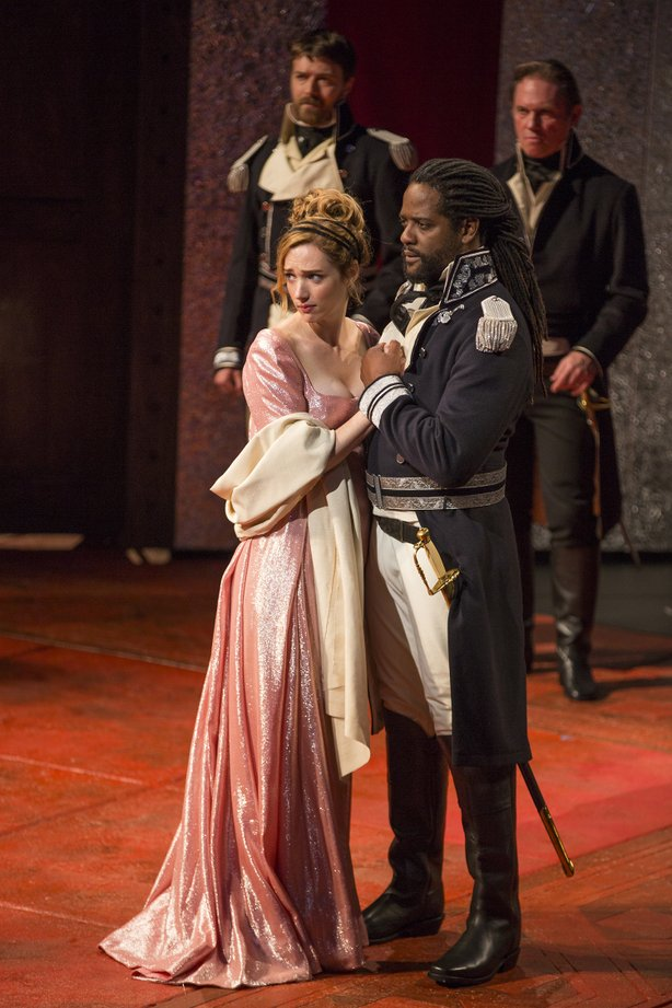 Gender and race i othello
