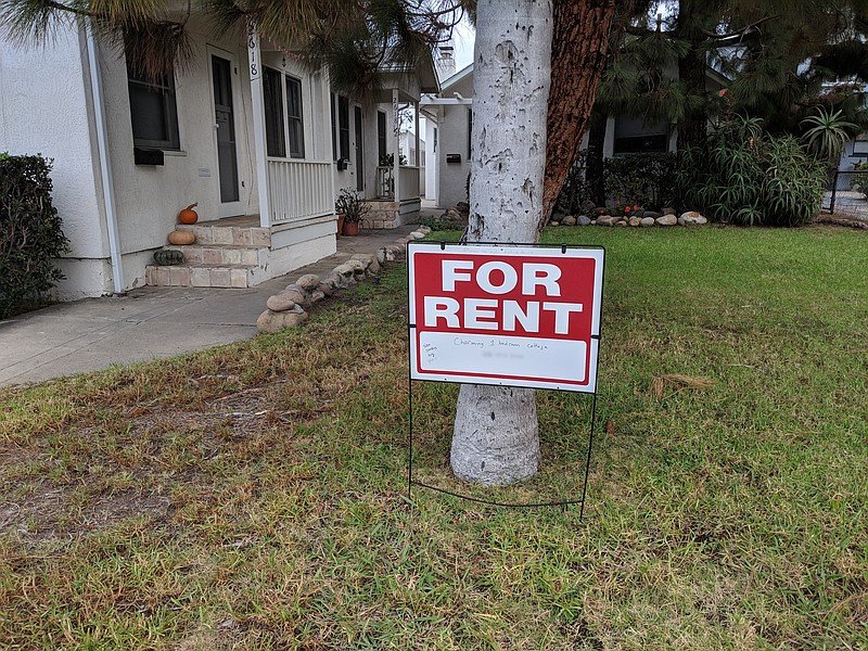 Could Anti-Price Gouging Laws Slow Rising Rents? | KPBS